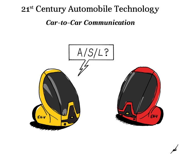 21st Century Automobile Technology