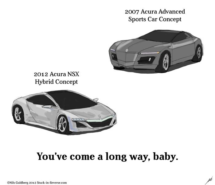 Acura Designs