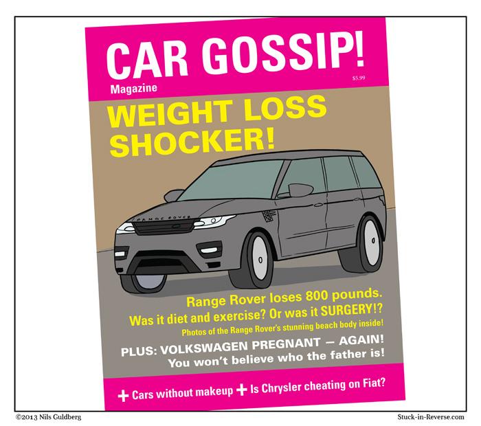 Car Gossip!