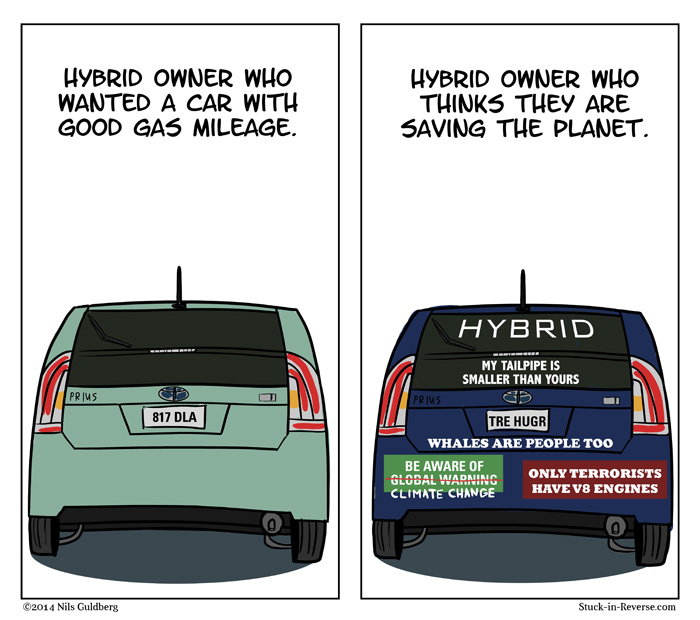 On Hybrid Owners