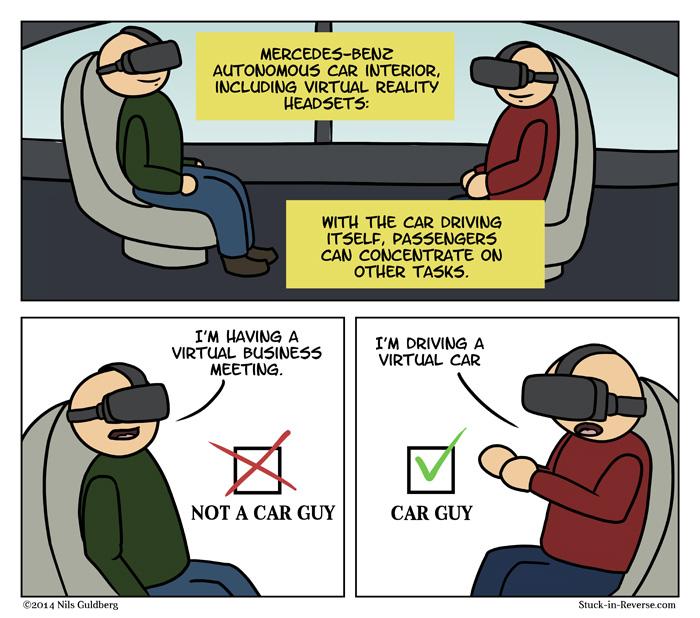 Autonomous Travel