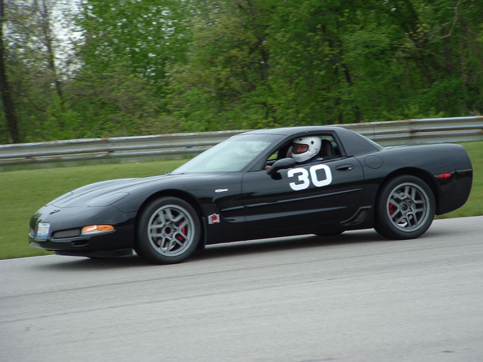 Z06 at Autobahn Country Club